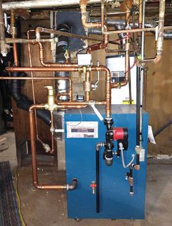 New Boiler Installation Minneapolis Mn 55417 Mill City